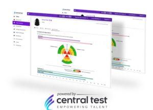 Visuel central test